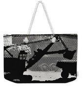 Loading The Truck Weekender Tote Bag