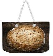 Loaf Of Multigrain Artisan Bread Weekender Tote Bag