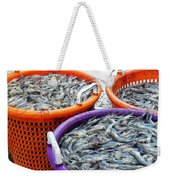 Loaves And Fishes Weekender Tote Bag