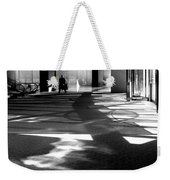 Lobby Of The Bow Weekender Tote Bag