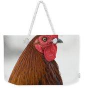 Local Poultry In Key West Weekender Tote Bag