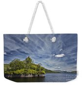 Loch Katrine Landscape Weekender Tote Bag