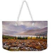 Loch Loyne Cairns Weekender Tote Bag