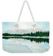 Loch Ossian Weekender Tote Bag