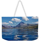 Loch Scavaig Weekender Tote Bag