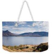 Loch Torridon Panorama Weekender Tote Bag