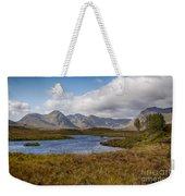 Lochan Na H-achlaise Weekender Tote Bag