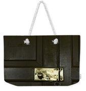 Lock And Key Weekender Tote Bag