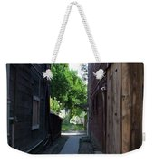 Locke Chinatown Series -  Alleyway With Trees - 4 Weekender Tote Bag