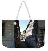 Locke Chinatown Series - Back Alley - 6 Weekender Tote Bag