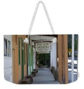 Locke Chinatown Series - Main Street - 7 Weekender Tote Bag