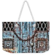 Locked And Chained Weekender Tote Bag