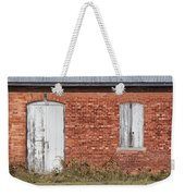 Locked And Shuttered Weekender Tote Bag