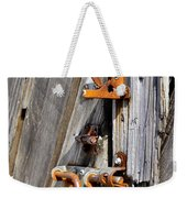 Locked Tight Weekender Tote Bag