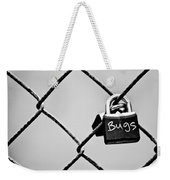 Locked Together Weekender Tote Bag