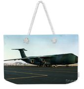 Lockheed C-5 Galixy Weekender Tote Bag