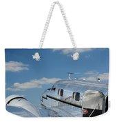 Lockheed Electra Jr. Weekender Tote Bag