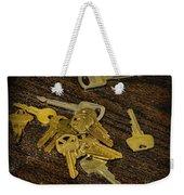 Locksmith - Rejected Keys Weekender Tote Bag