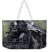 Locomotive 639 Type 2 8 2 Front And Side View Weekender Tote Bag