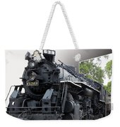 Locomotive 639 Type 2 8 2 Out Of Bounds Weekender Tote Bag