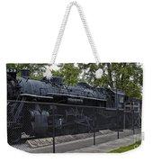 Locomotive 639 Type 2 8 2 Side View Weekender Tote Bag