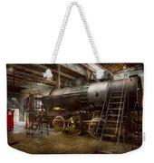 Locomotive - Repairing History Weekender Tote Bag