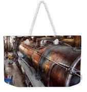 Locomotive - Routine Maintenance  Weekender Tote Bag