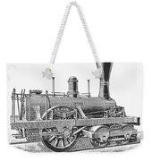 Locomotive Sandusky, 1837 Weekender Tote Bag