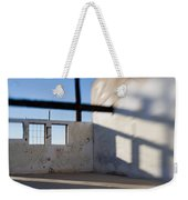 Loft For Rent  Burnt Out Building Or Wharehouse Weekender Tote Bag