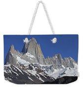Lofty Mount Fitz Roy Weekender Tote Bag