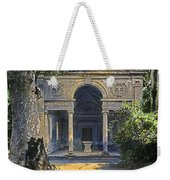 Loggia Of The Muses Weekender Tote Bag