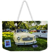 Lois Lane Car Weekender Tote Bag
