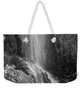 Loja Waterfall Mono Weekender Tote Bag