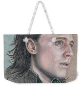 Loki From The Avengers Weekender Tote Bag