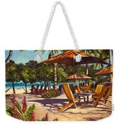 Lola's In Costa Rica Weekender Tote Bag