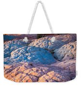 Lollipop Sunset Weekender Tote Bag