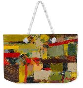 Lombard At Fillmore Weekender Tote Bag