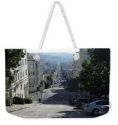 Lombard Street. San Francisco 2010 Weekender Tote Bag