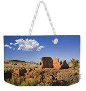 900 Year Old Lomaki Puebloan Ruins, Arizona Weekender Tote Bag