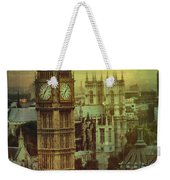 London - Big Ben Weekender Tote Bag