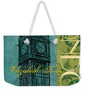 London 1859 Weekender Tote Bag
