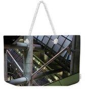 London 2050 Weekender Tote Bag