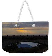 London Bridge Weekender Tote Bag