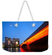 London Bridge. Weekender Tote Bag