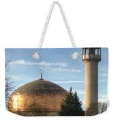 London Central Mosque Weekender Tote Bag