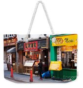 London Chinatown 03 Weekender Tote Bag