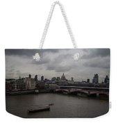 London Landscape Weekender Tote Bag