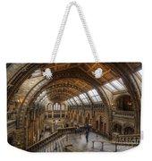 London Natural History Museum Weekender Tote Bag