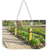 London Park Weekender Tote Bag by Tom Gowanlock