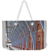 London St Pancras Weekender Tote Bag